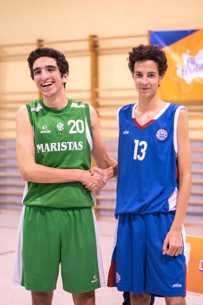 Aguilar y Ballesteros , MVPs