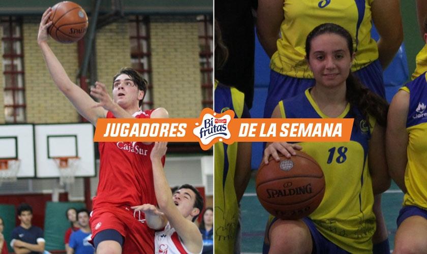 El enorme talento de José María Robles y Maite Muñoz