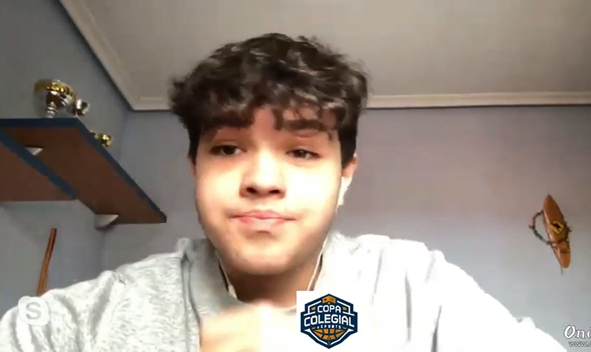 Entrevista Diego García semifinalista Copa eSports