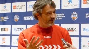 """Es de Joyfe y dice lo que muchos sienten. Antonio Liébana: """"No se puede prescindir de la Copa"""""""