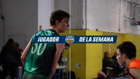 Es único: Alejandro Moner, Jugador de la Semana