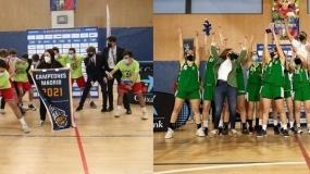 Escolapios Pozuelo y Los Sauces Torrelodones, se llevan los Estandartes de la Copa Colegial Madrid
