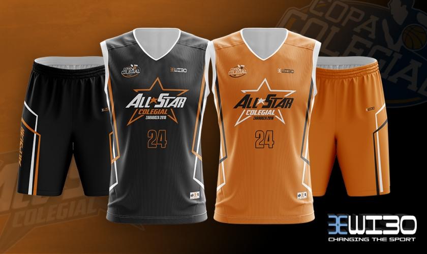 ¡Espectaculares! WIBO te trae las nuevas equipaciones del All-Star Colegial