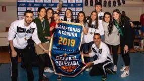 Estamos de vuelta: la Copa Colegial vuelve al patio en A Coruña