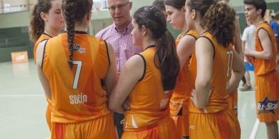 El equipo Oeste