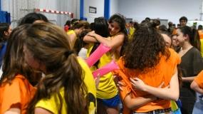 Estudiantes Las Tablas debuta en Copa Colegial con una victoria emocionante