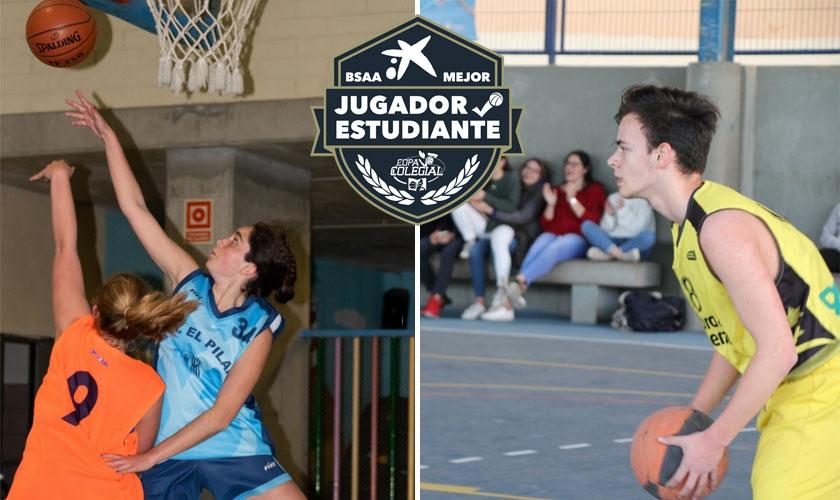 Estudios y deporte: Carla Martínez y Alejandro Ortiz se llevan el BSAA 2020 de Valencia