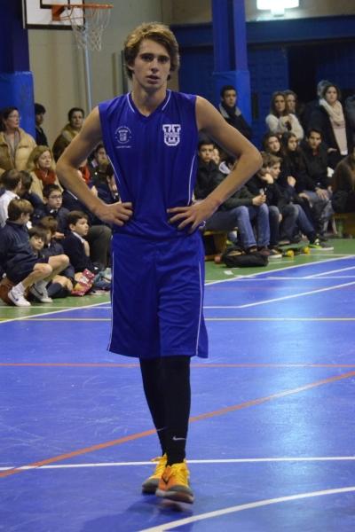 EL jugador del partido: Ignacio Pulido