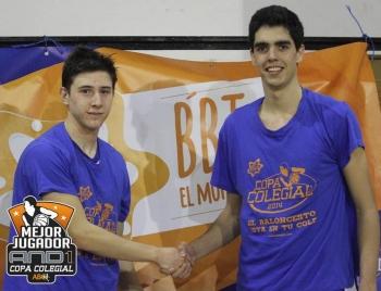 Moreno y Garnelo fueron los mejores