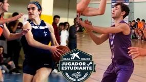 Excelencia Colegial: María Cano y Miguel Vegas BSAA Valladolid 2020