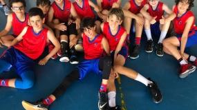Éxito en la Septima Edición de la Pequecopa en Barcelona