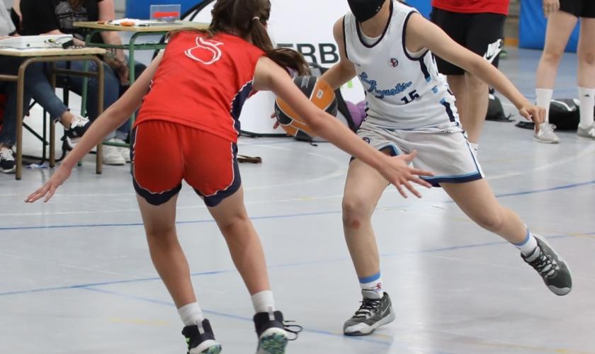 Final Femenina de la Pequecopa Madrid 2021: San Agustín-Alameda de Osuna (PARTIDO COMPLETO)