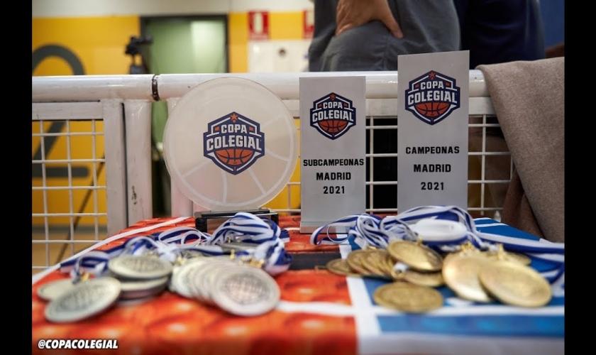 Finales de la Copa Colegial 2021: EPS vs SMP y Sauces vs Manyanet (PARTIDOS COMPLETOS)