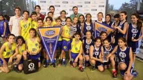 Finales Pequecopa: San Agustín y Estudio se hacen con los Banderines de Campeones