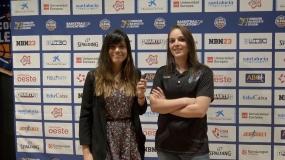 Fue MVP de la Copa Colegial y ahora se suma al torneo: Lorena Ríos y Fisionity
