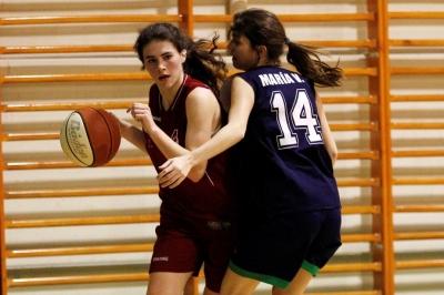 Luisa Corral y María Villa, frente a frente