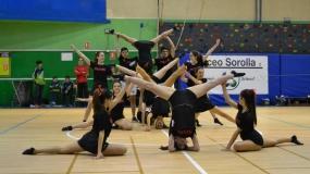 Fuentelarreyna Spartans Cheerleading