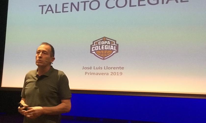 Generosidad, humildad y valores: gran Talento Colegial de José Luis Llorente