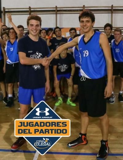 Pablo Hernansanz e Ismael Moral, MVPs