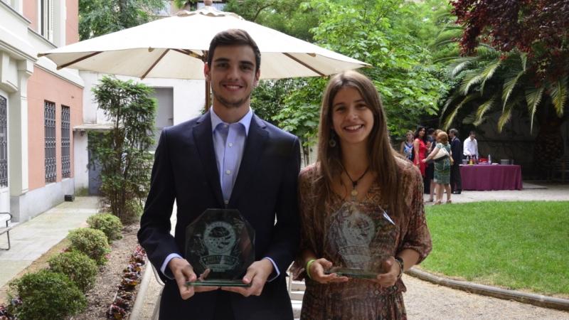 Gonzalo y Milena ya tienen su BSAA