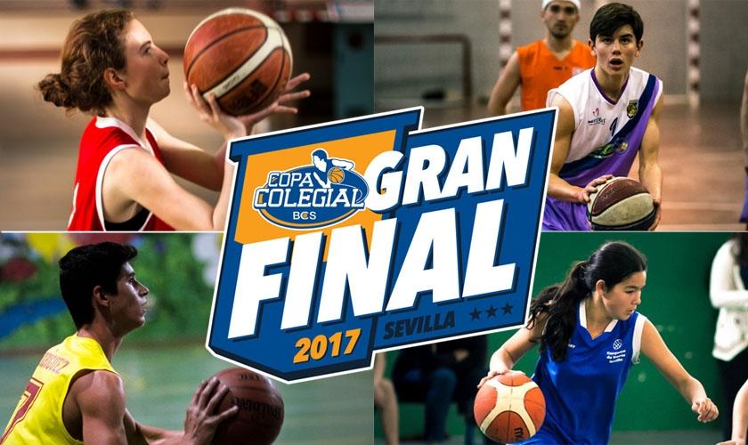 Gran Final Copa Colegial Sevilla 2017