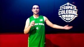"""Guillermo Carrasco motiva a su colegio: """"Arturo Soria es el equipo más fuerte del torneo"""""""