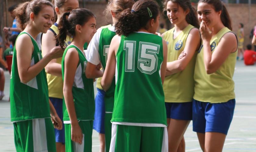 Nace Amigos del Baloncesto Colegial. Hazte amigo!