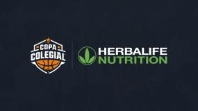 Herbalife Nutrition, socio patrocinador de la Copa Colegial