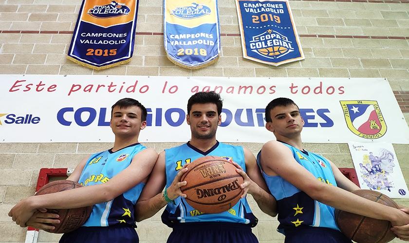Hermanos Romeral, historia viva de la Copa Colegial Valladolid