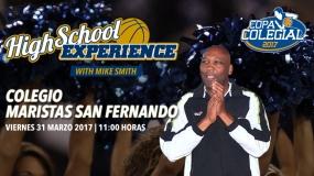 High School Experience con Mike Smith en Sevilla