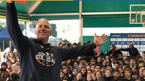 High School Experience: Joe Arlauckas en Juan Comenius