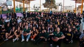 High School Experience en León XIII con una constelación de estrellas
