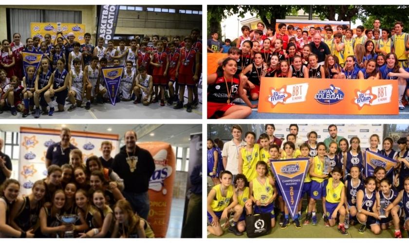 El histórico palmarés de la Pequecopa en Madrid: todos éstos colegios han triunfado