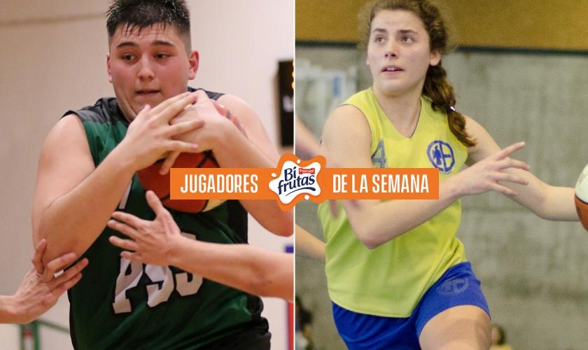 Honor a su apellido: Domingo y Patricia García, Jugadores BiFrutas de la Semana