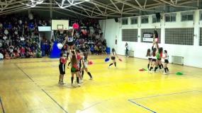 ¡Impresionante! JG Basket y su primer gran show en la Copa Colegial con Pedro Bonofiglio