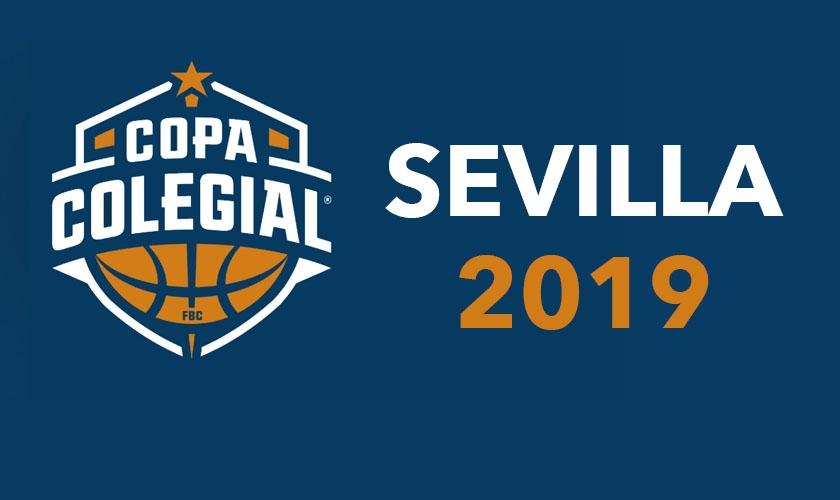 Inscripción Copa Colegial Sevilla 2019