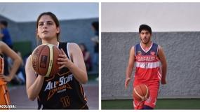 Irene Fernández y Jaime López, campeones del GOAT Sevilla. Conócelos
