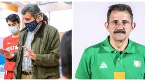 Joaquín Brizuela: de dirigir en la Copa Colegial... a rozar la gloria en el Afrobasket