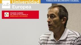 José Luis Llorente: Talento colegial en el Colegio Alemán