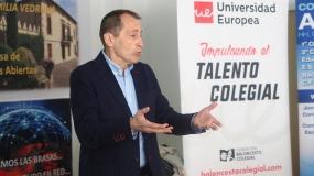 Jou Llorente, talento Colegial en las aulas de Valladolid