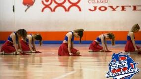 Joyfe acoge el II Concurso Colegial de Cheerleading
