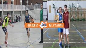 Jugadora BiFrutas de la Semana 2 en Vitoria