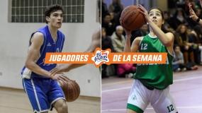 Jugadores Bifrutas: Javier González y Patricia Requena, primeros Reyes del torneo