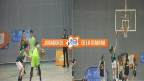 Jugadores BiFrutas de la Semana 4 en Vitoria