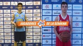Jugadores Pascual Bifrutas J5 en Valladolid