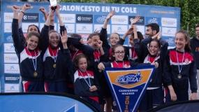 """""""Juntas hacemos un gran equipo"""". Las campeonas de la PequeCopa valoran su torneo"""