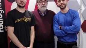 La Copa Colegial, en Ràdio Gràcia