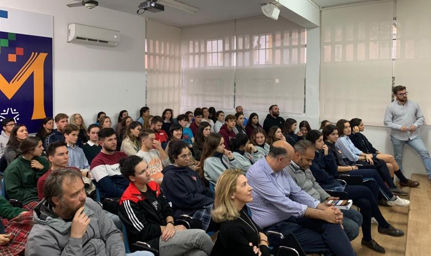 La Copa Colegial Sevilla 2020 se presenta en CIA Montaigne