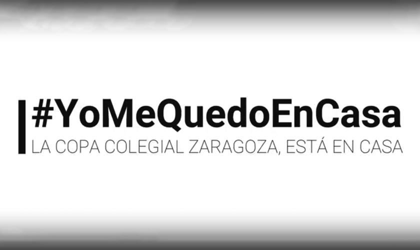 La Copa Colegial Zaragoza está en casa
