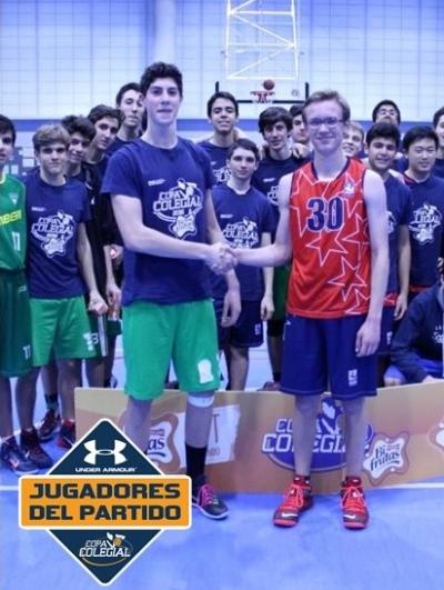 Jaime García y Miles Black MVP´s